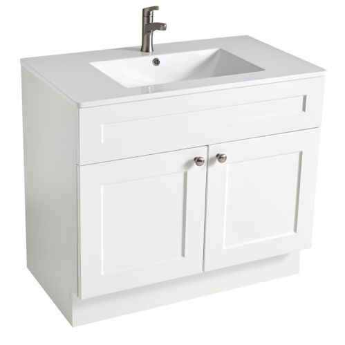 CANVAS Milford 2-Door Bathroom Vanity, 36-in Product image