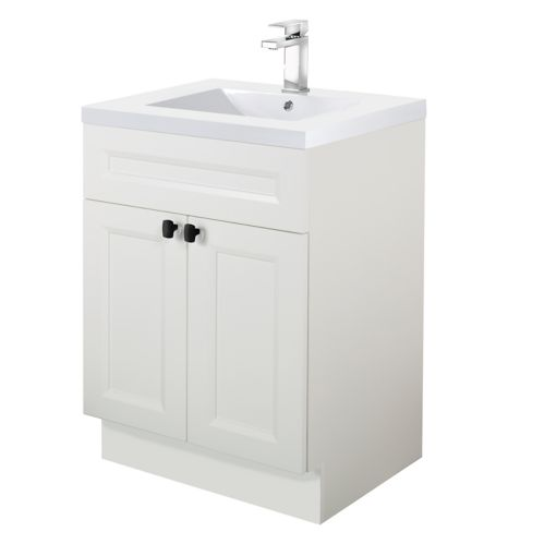 Meuble-lavabo CANVAS Langford, 2 portes, 24 po Image de l'article