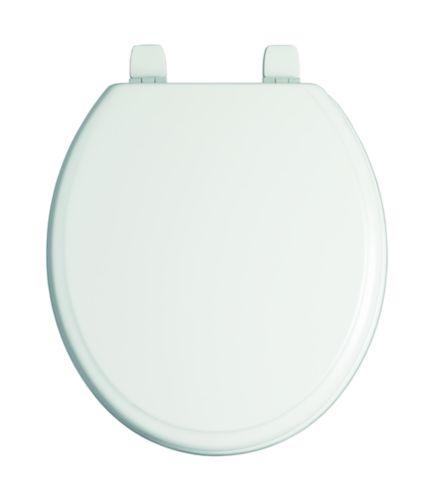 Kohler Ridgewood™ Slow Close Round Toilet Seat, White Product image