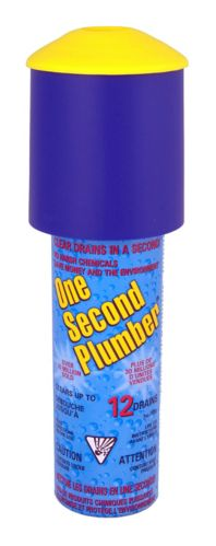One Second Plumber Refill Can Product image