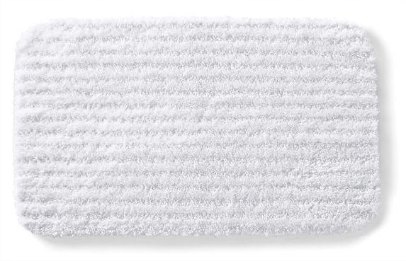 Cleanse Nylon Bath Mat, White Product image