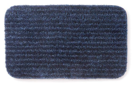 Cleanse Nylon Bath Mat, Navy Product image