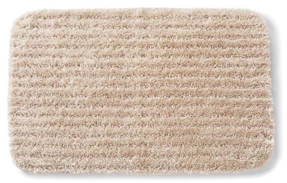 Cleanse Nylon Bath Mat, Biscuit Product image