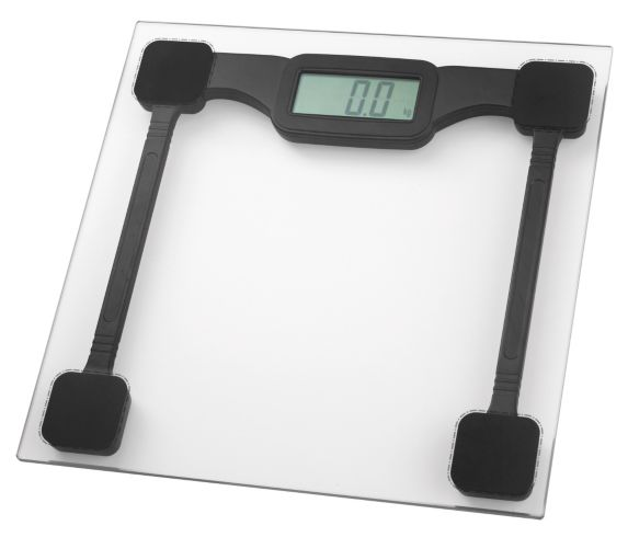 Pèse-personne numérique en verre Image de l'article