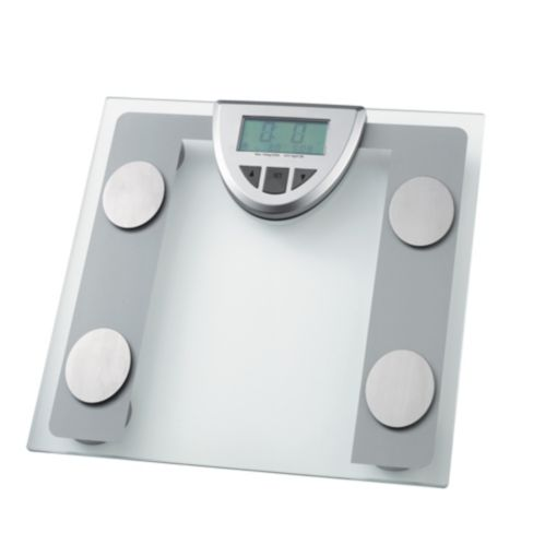 Glass Body Analyzer Bathroom Scale Product image