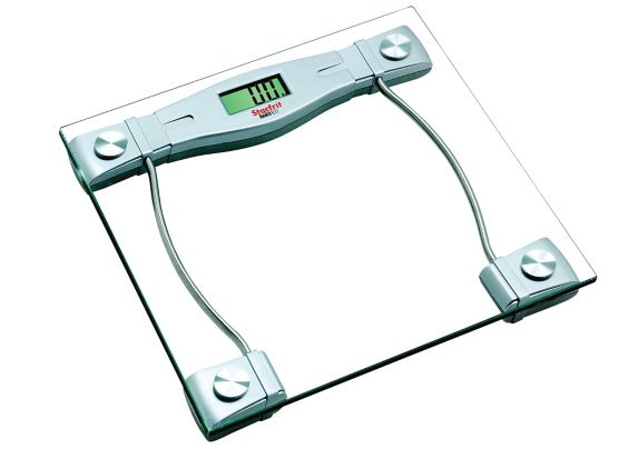 Pèse-personne électronique Starfrit Balance, verre Image de l'article