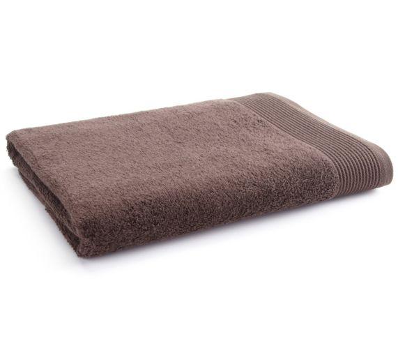 Texmade Chocolate Brown Bath Towel Product image