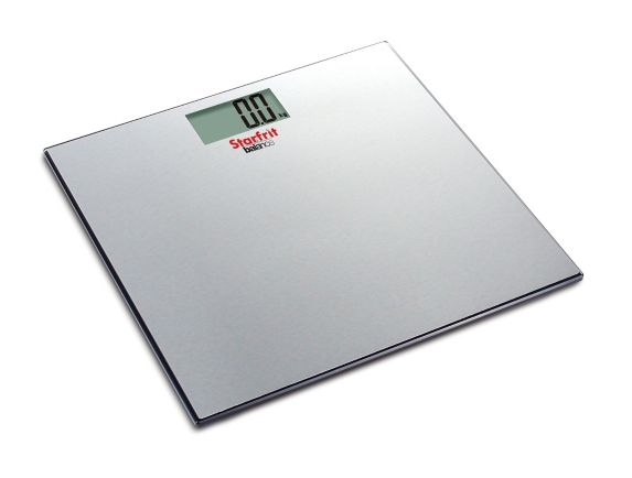 Starfrit Electronic Stainless Steel Bathroom Scale Product image
