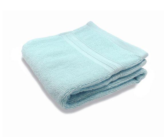 Cleanse Hand Towel, Aqua Product image