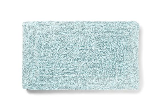 Tapis de bain en coton Cleanse, turquoise Image de l'article