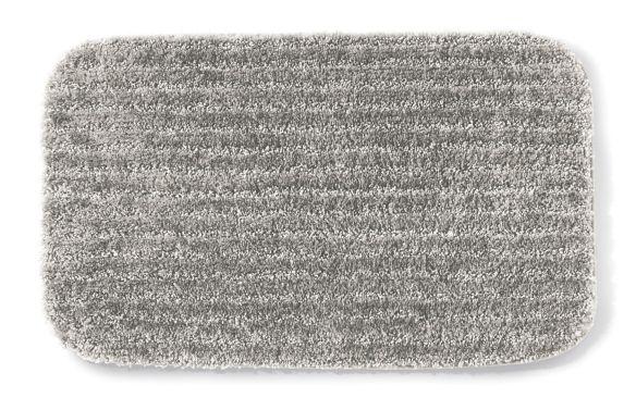 Tapis de bain en nylon Cleanse, gris pâle Image de l'article