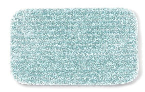 Cleanse Nylon Bath Mat, Aqua Product image