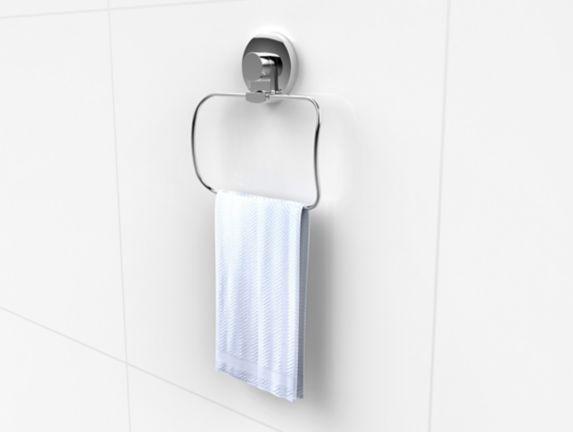Anneau porte-serviette à ventouse Expressions Image de l'article