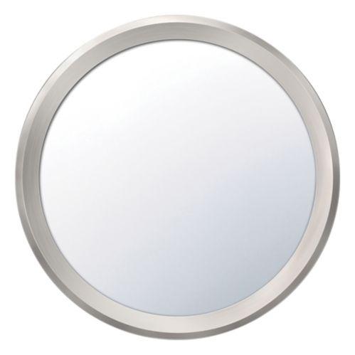 Miroir rond 3M, nickel satiné Image de l'article