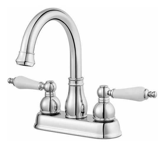 Robinet de lavabo Pfister Henlow, 2 leviers, chrome poli Image de l'article