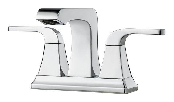 Pfister Vorena 2-Handle Lavatory Faucet, Polished Chrome Product image