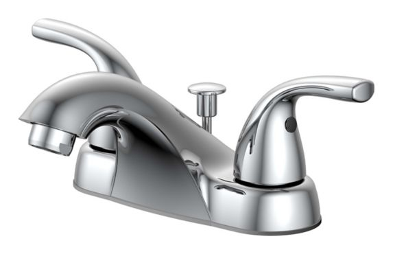 Danze Renovate 2 Handle Lavatory Faucet