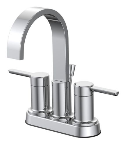 Danze Ribbon 2-Handle Lavatory Faucet, Chrome Product image