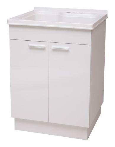 Cuve à lessive et armoire Transform, blanc Image de l'article