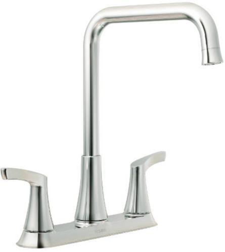 Moen Danika 2-Handle Kitchen Faucet, Chrome Product image