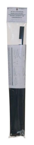 Technoform Laundry Tub Conversion Kit,  Black Product image