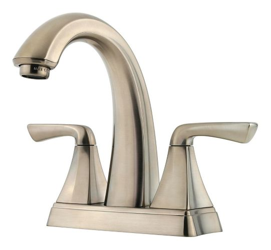 Pfister Selia Lavatory Faucet, Brushed Nickel Product image