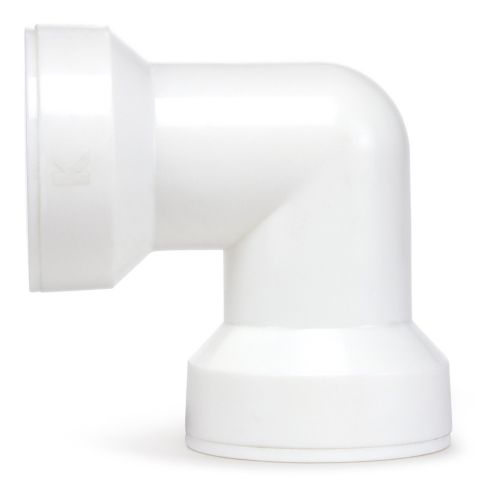 Insta-Plumb™ 90° Kitchen Coupling Elbow, 1-1/2-in Product image