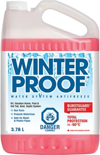 WinterProof™ Water System Antifreeze, -50°C, 3.78-L Product image