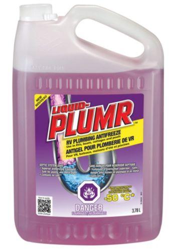 Antigel pour plomberie septique Liquid Plumr, 3,78 L