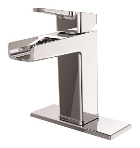 Robinet de lavabo Danze Reeve, 1 poignée, chrome Image de l'article
