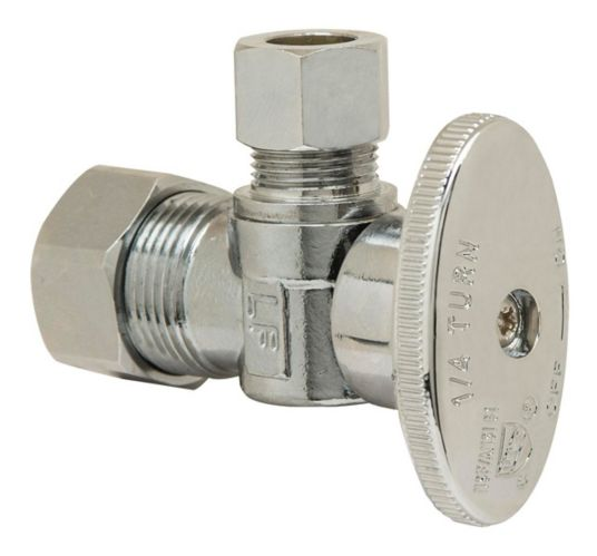 "Mini Valve, 5/8 OD x 3/8"" OD Product image"