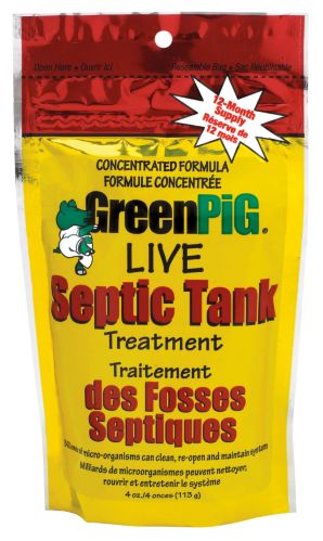 Green Pig Live Septic Tank Treatment Product image