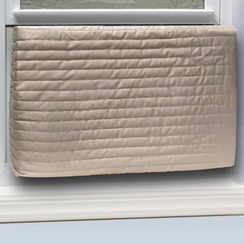 Frost King Indoor Window A/C Cover, White Product image