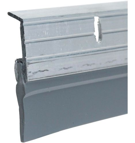 Bas de porte en vinyle et aluminium Frost King, argent, 1 5/8 x 36 po Image de l'article