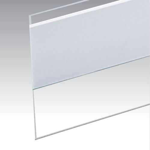 Frost King Self-Adhesive Door Sweep, Clear, 1-1/2-in x 36-in Product image