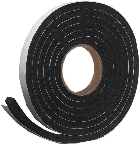 Frost King Foam Tape, Black, 3/8-in x 10-ft Product image