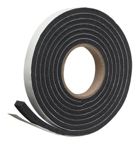 Frost King Sponge Foam Tape, Black, 3/4-in x 10-ft Product image