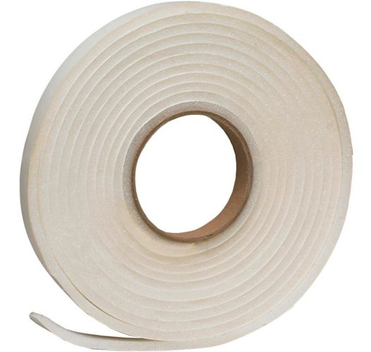 Frost King Open Cell Foam Tape, White, 3/4-in x 1/4-in x 17-ft Product image