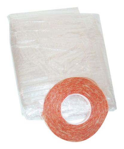 Frost King Extra Large Wind Shrink Insulation Kit, 62-in x 210-in Product image