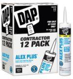 DAP Alex Plus Contractor, 12-pk | DAPnull