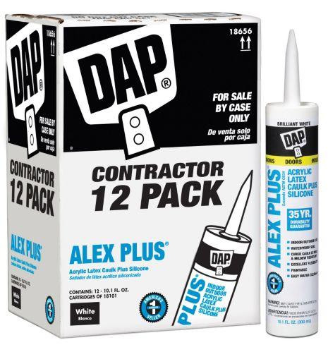 DAP Alex Plus Contractor, 12-pk Product image