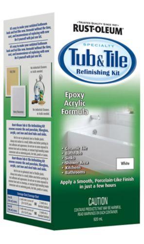 Rust-Oleum tub & Tile Refinishing Kit Product image