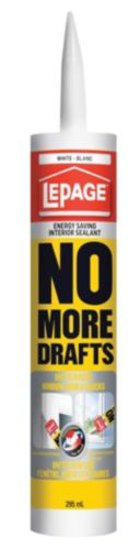 LePage No More Drafts Indoor Sealant, 295 mL Product image