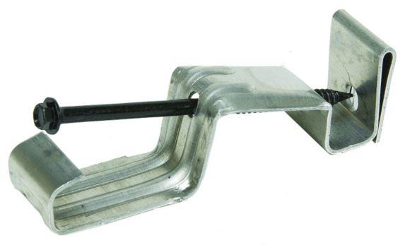 Hidden Gutter Hanger with Screw Product image