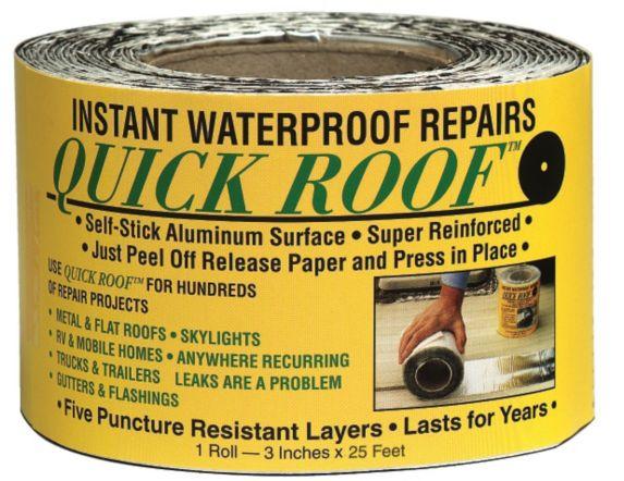Quick Roof Aluminum Surface Roof Repair Fabric Product image