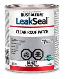 Bouche-toit incolore Rust-Oleum LeakSeal, 946 mL | Rust-Oleumnull