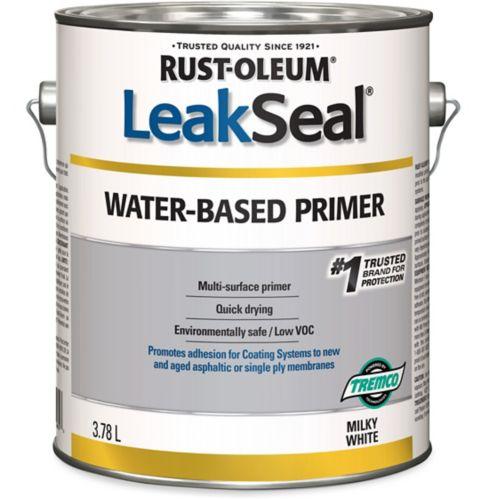 Apprêt à base d'eau Rust-Oleum LeakSeal, 3,78L Image de l'article