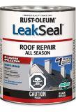 Réparation pour toit toute saison LeakSeal, noir, 946 mL | Rust-Oleumnull