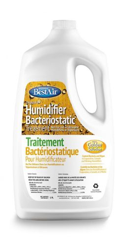 BestAir Golden Solution Humidifier Bacteriostatic & Water Treatment Product image