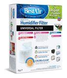 Filtre-mèche de rechange universel pour humidificateur | RPSnull